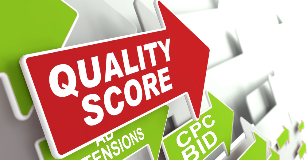 how to increase quality score